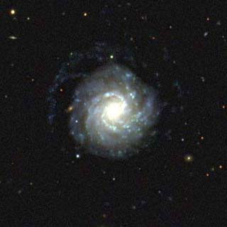 types of two spiral galaxies - photo #29